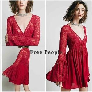 Free People With Love Dress size S